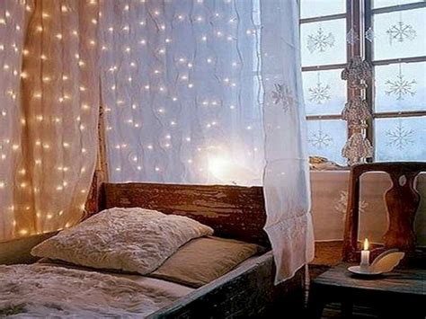 Fairy Lights Bedroom Ideas Decoredo