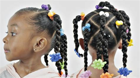 Kid Hairstyles by Cubic Twist Hairstyle