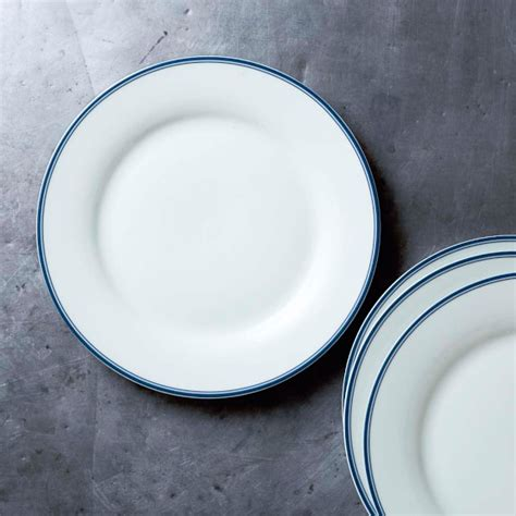 Williamssonoma Open Kitchen Bistro Dinner Plates, Set Of