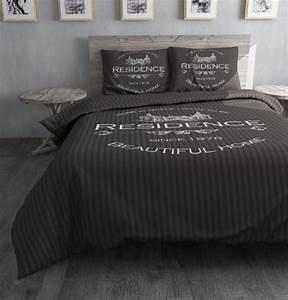 Bettwäsche 200x200 Grau : dreamhouse bedding bettw sche residence 200x200 220 grau ~ Watch28wear.com Haus und Dekorationen