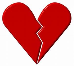 Half Heart Clipart