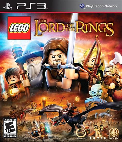 Lego The Lord Of The Rings Review Ign