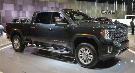 2020 GMC Sierra HD Brings Clever New Tech To The Windy ...