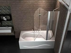 Duschwand Für Badewanne : duschwand glas badewanne energiemakeovernop ~ Michelbontemps.com Haus und Dekorationen