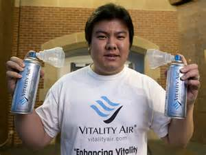 We talked to the Albertans selling bottled air to China ...