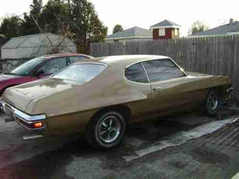 free download parts manuals 1991 pontiac lemans interior lighting sell used 1972 pontiac lemans 2 door ht matching numbers many new parts needs engine work in