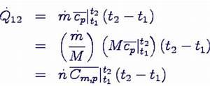 Wärmestrom Berechnen Formel : thermodynamik 1 ~ Themetempest.com Abrechnung