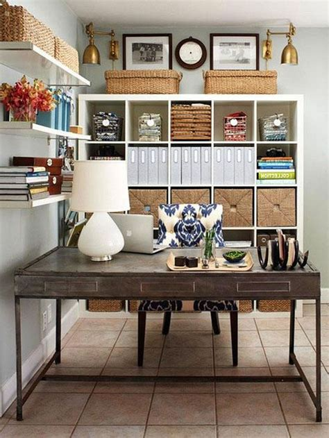 Decorating Ideas For Home Office by Decorating Chic Small Home Office Interior Design And