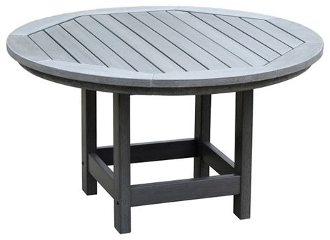 round coastal coffee table round conversation table traditional outdoor coffee