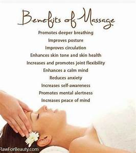 ... Massage? Top 10 Reasons! - Massage Therapy Services and Massage Massage therapy