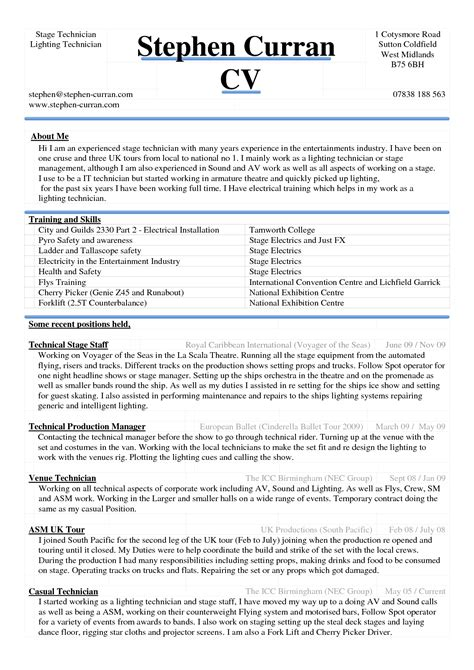 16959 resume format word sle resume format word document