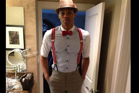 Russell Westbrook Outfit Watch Day 3 The Grand Finale