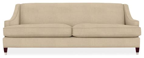 room and board lenox sofa loring sofas eclectic sofas other metro by room