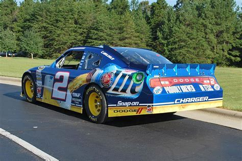 dodge charger nascar race car