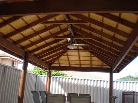 Hip Roof Pergola by Pitched Pergolas Wangara Wa Timber Hotfrog Australia