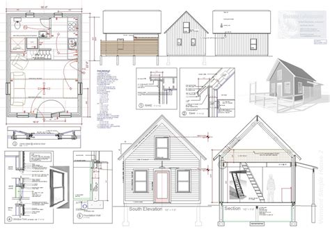 free houseplans tiny house floor plans free picture cottage house plans