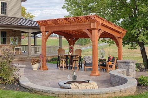 pictures of pergolas pergolas country lane gazebos