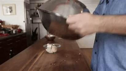 Garlic Cooking Shaking Kitchen Head Hard Peel