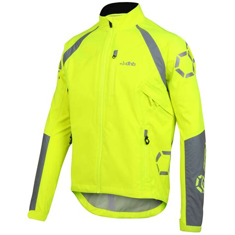 cycling waterproofs wiggle com dhb flashlight force waterproof jacket