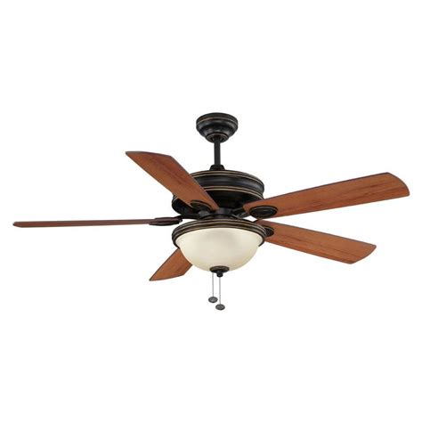 ceiling fans at lowes hardware shop litex 52 in bronze indoor downrod mount ceiling fan
