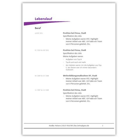 Muster Lebenslauf 2016 by Lebenslauf 2016 Muster Aufbau Gestaltung Tipps