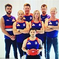 Chris and Liam Hemsworth attend the AFL Grand Final   Liam ...
