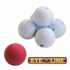 Putting Eyeline Golf - Balls of Steel