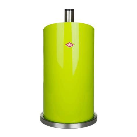 lime green kitchen roll holder buy wesco kitchen roll holder amara 9035