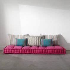 1000 idees sur le theme coussins de sol sur pinterest With tapis chambre ado avec comparatif matelas simmons