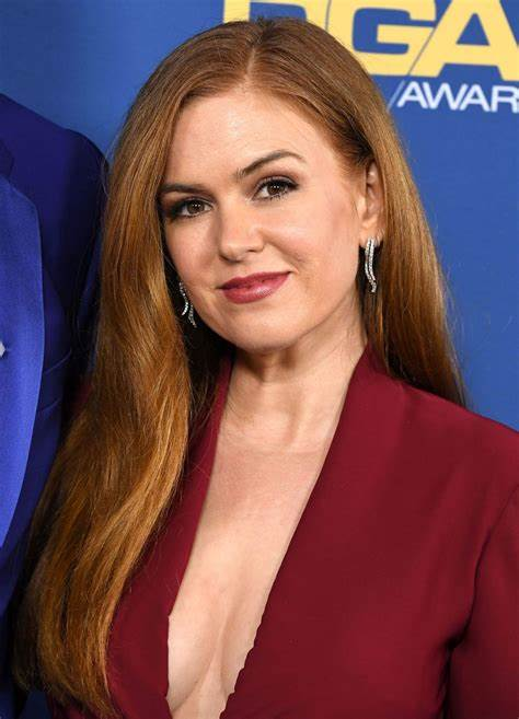Isla fisher reveals what it is like to live with sacha baron cohen | gmb today. Isla Fisher At 71st Annual Directors Guild of America ...