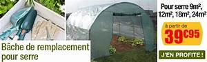 Bache Pour Serre De Jardin : petite serre dans un bac en plastique jardin t bacs en ~ Nature-et-papiers.com Idées de Décoration