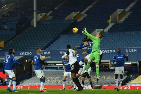 Everton Players Rated In Disappointing Loss Vs Fulham- The ...