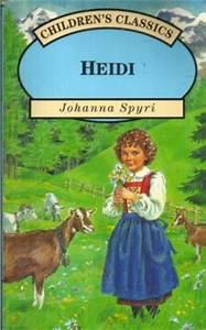 Heidi by Johanna Spyri - AbeBooks