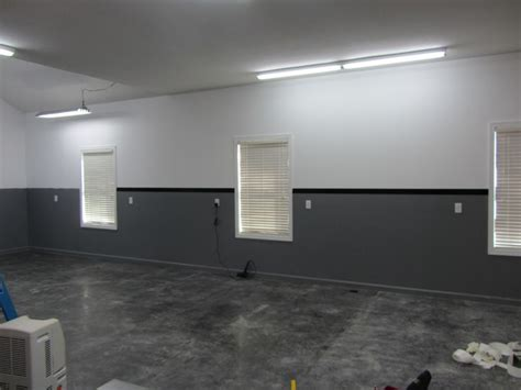 paint colors for garage garage walls painting ideas quick shot of the front wall