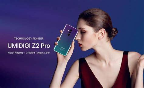 UMIDIGI Z2 en análisis, un clon del Huawei P20 Pro con 6GB ...