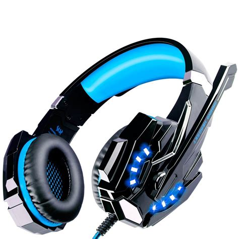 best headset with mic ecoopro gaming headset ps4 headset gaming headphones with