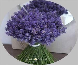 Que Faire Avec Des Fleurs De Lavande : bouquet de lavande passion vegetale ~ Dallasstarsshop.com Idées de Décoration