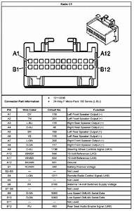 Chevy Impala Radio Wiring Diagram