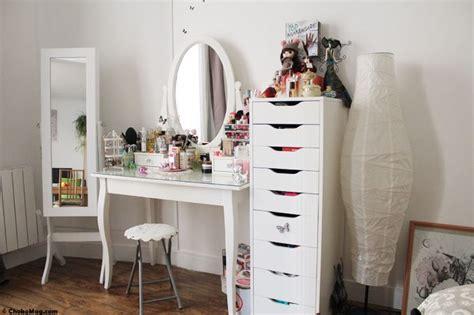 coiffeuse bureau coiffeuse meuble ikea bedrooms