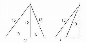 Diagonale Dreieck Berechnen : fl che dreieck beste inspiration f r ihr interior design und m bel ~ Themetempest.com Abrechnung