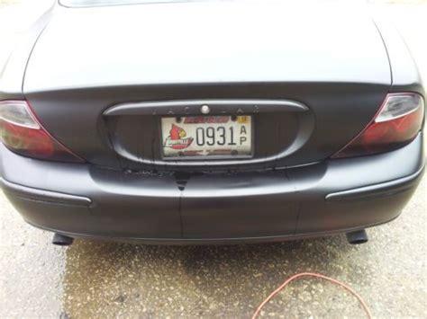 Buy Used Jaguar S-type V8 Custom Sem Hot Rod Black Paint
