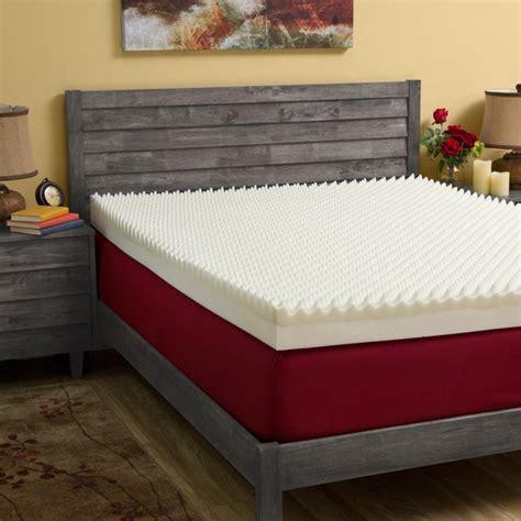 slumber solutions highloft mattress makeover   memory