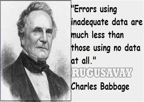 charles babbage quotes image quotes  relatablycom