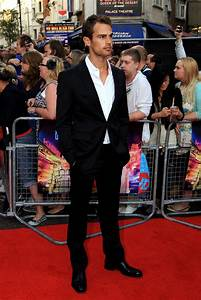 Theo James in The Inbetweeners Movie World Premiere in ...