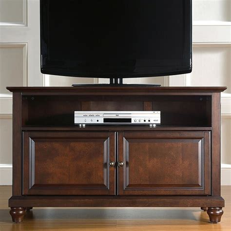 "Elegant 42"" Tv Stand Media Entertainment Center Home"