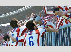 PES 2015 Atletico Madrid 20 Real Madrid PS4 Demo