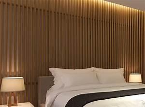 Architecture Wood Slat Wall Telanoinfo