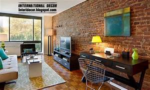 Top, 10, Brick, Wall, Designs, For, Interior