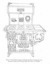 Coloring Stove Nye Castle Pages sketch template