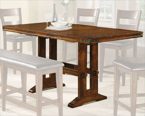 counter height kitchen tables winners only counter height dining table mango wo dmgt3678